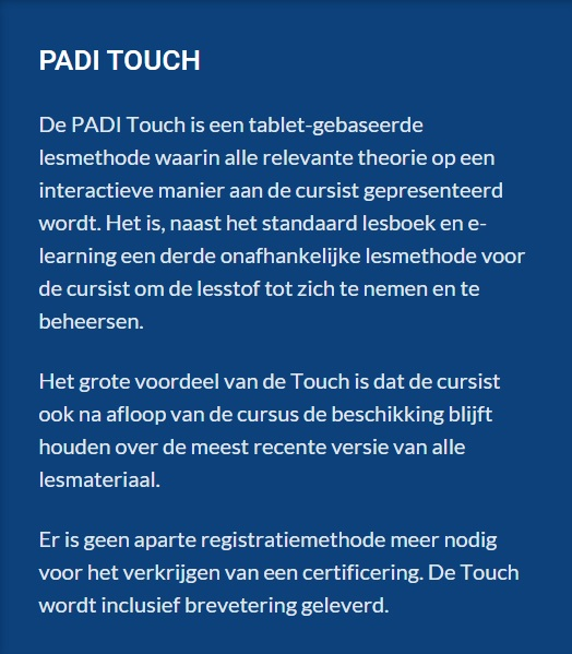 paditouch